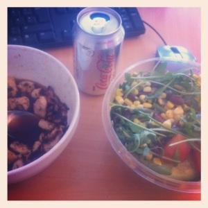 Fredag - lunch
