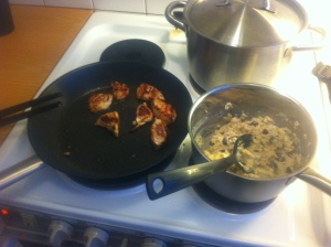 Lillebrors matlagning del 2