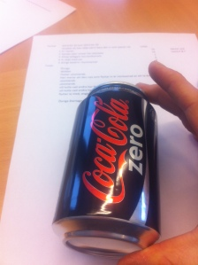 Lunch Cola Zero