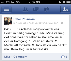 Måndagsmotivationsboost-Peter