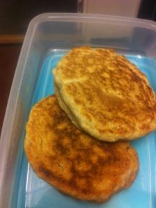 Söndag - american pancakes
