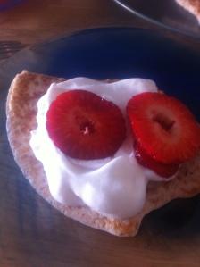 Söndag - pannkaka till frukost
