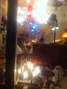 Tuff lampa