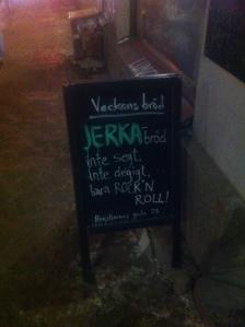 Veckans bröd Jerka