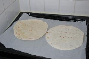 1 Tortilliapizza