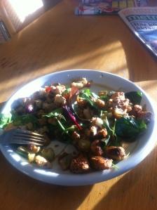 Lunch 5. Ätit delar