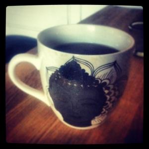 Tycker MMA är mysigt att titta på - drack en kopp forrestfruit-te när jag tittade på invigningen
