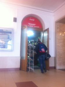 Butiken heter Tramp