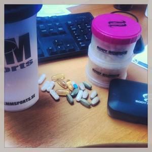 Testopump, Ursobol, Synephrine, Vitamin-D, Omega-3, Zink