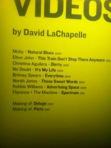 David LaChapelle på fotografiska 3