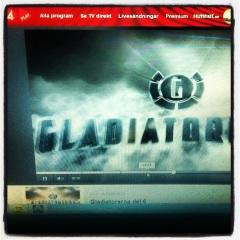 Gladiatorerna i TV4-play med surroundsystem via Sonos - den ultimata Gladiatorernaupplevelsen