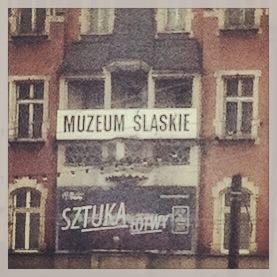 I ett kallt och slaskigt Katowice