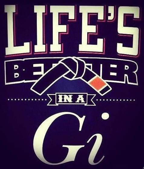 Livet är bättre - i en Gi