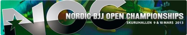 Nordic BJJ Open Championships