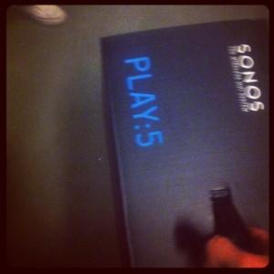 Sonos - nytillskottet