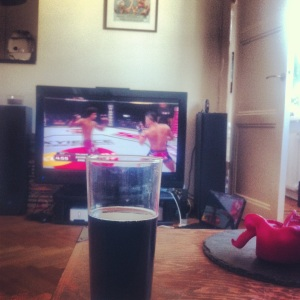 UFC och Cherry Cola Zero