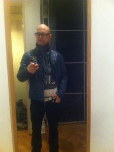Bistro Bon - look rockig stil möter HW