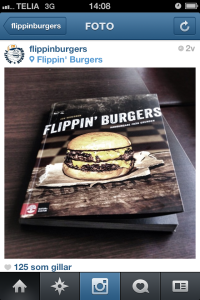 Flippinburgers - boken