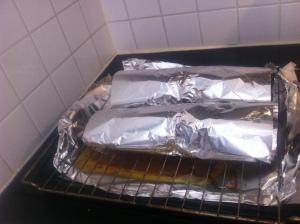 Matlagning - kebabrullar