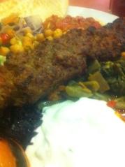 Middag på Amida Kolgrill