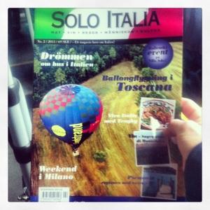 Prenumeration Solo Italia