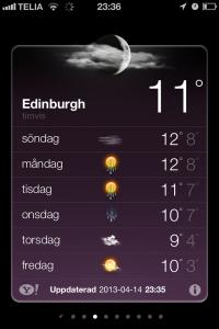 Resa - Edinburgh