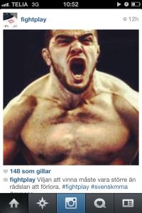 UFC - håller inte med
