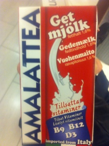 Getmjölk