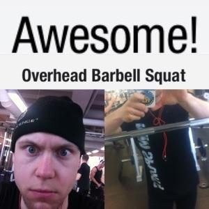 OverHead Squats