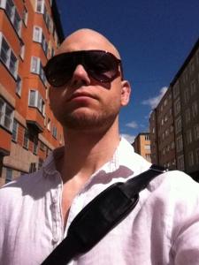 HW glajor i sommarskjorta