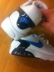 Nya sneakers
