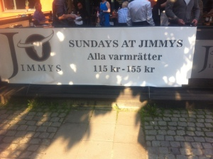 Södertips - Söndagar på Jimmy's SteakHouse