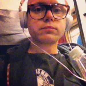 hamwid på tåget till dala-järna