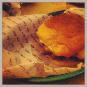 burgare på prime burger